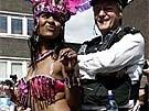 Schrill, bunt, sexy: Der Notting Hill Carnival (Bild)