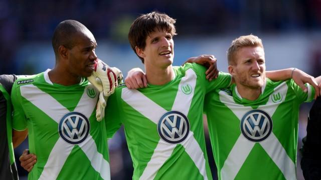 SC Paderborn - VfL Wolfsburg