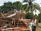 Serie schwerer Erdbeben in Indonesien (Bild)