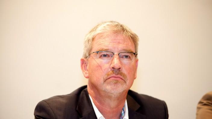 Alexander Reissl, Chef der Rathaus-SPD