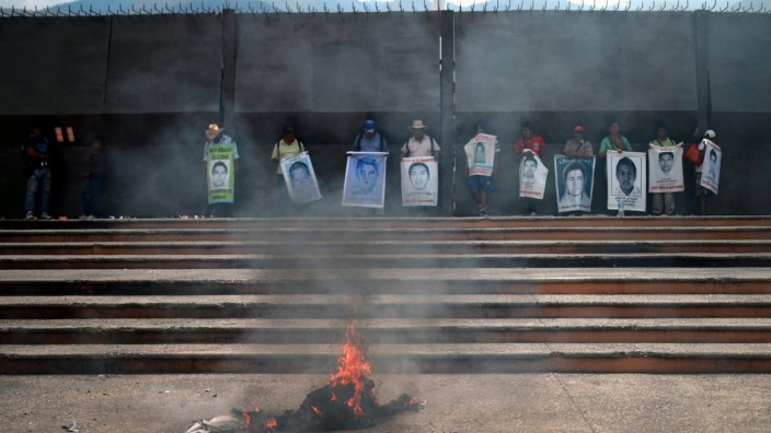 Wave of violence in Guerrero prior to upcoming 07 June elections