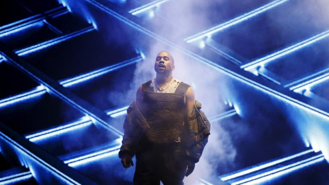 Kanye West, Billboard Music Awards