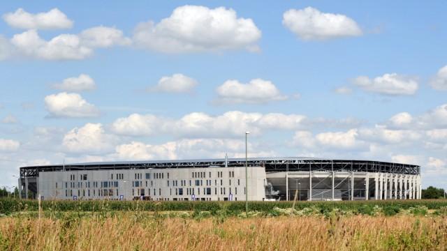 Eröffnung impuls Arena Augsburg