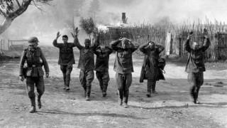 Sowjetische Kriegsgefangene an der Ostfront im Zweiten Weltkrieg