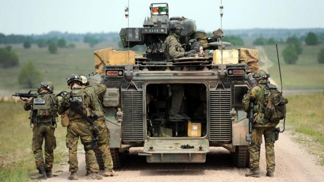 Gefechtsübungszentrum der Bundeswehr