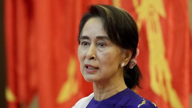 Literaturdienst - Aung San Suu Kyi