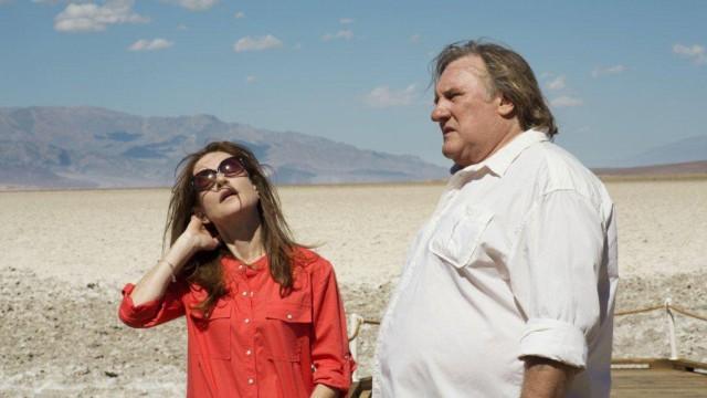 Depardieu, Cannes, für Vahabzadeh