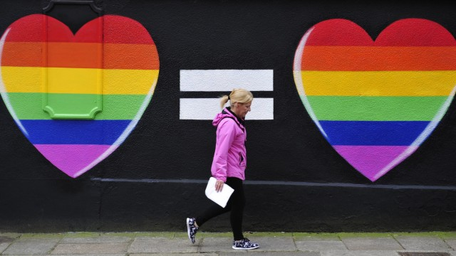 Voting under way on same-sex marriage in Ireland