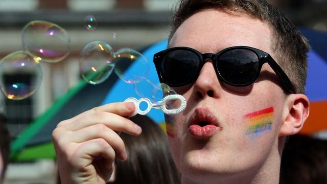 Homo-Ehe Volksabstimmung zur Homo-Ehe