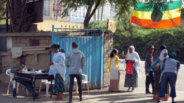 Wahl in Äthiopien