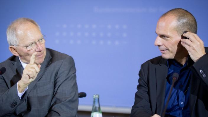Reformen Griechenland