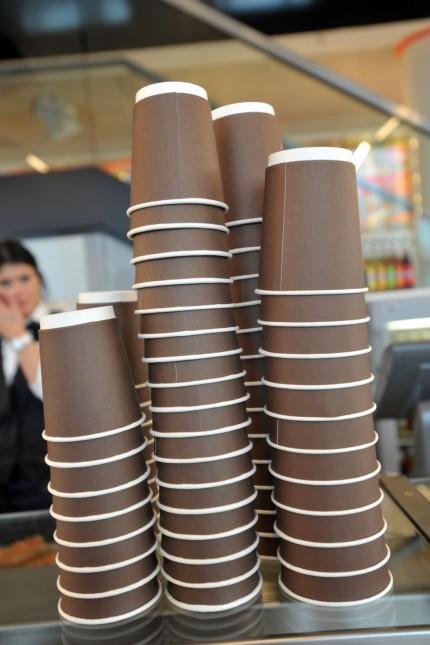 Coffee Shop in München, 2012