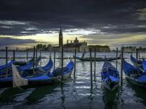 Reise nach Venedig, Tourismus in der Lagunenstadt