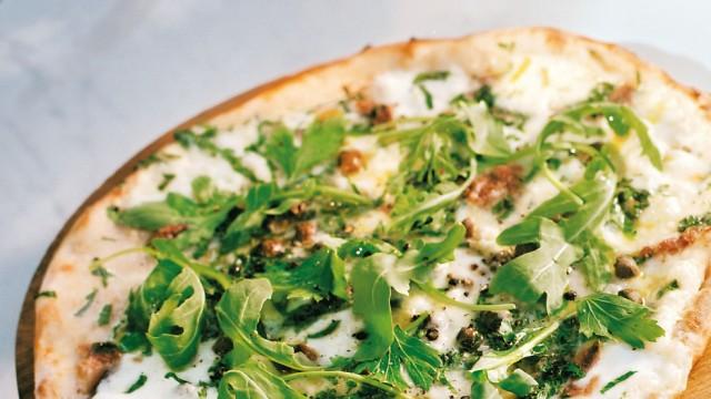 Das Original kommt aus Neapel -Eine gute Pizza braucht nicht viel