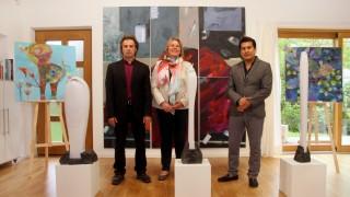 Ausstellung im Kunstraum Kramer