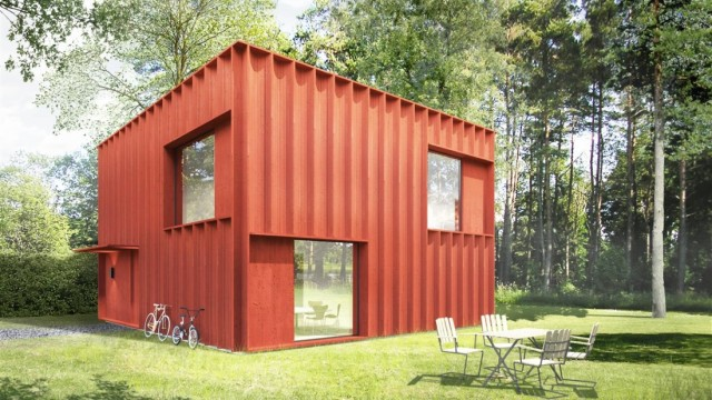 House of Clicks, Hemnet House, Schwedenhaus, Tham & Videgård