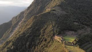 Wanderung zur Inka-Ruine Choquequirao