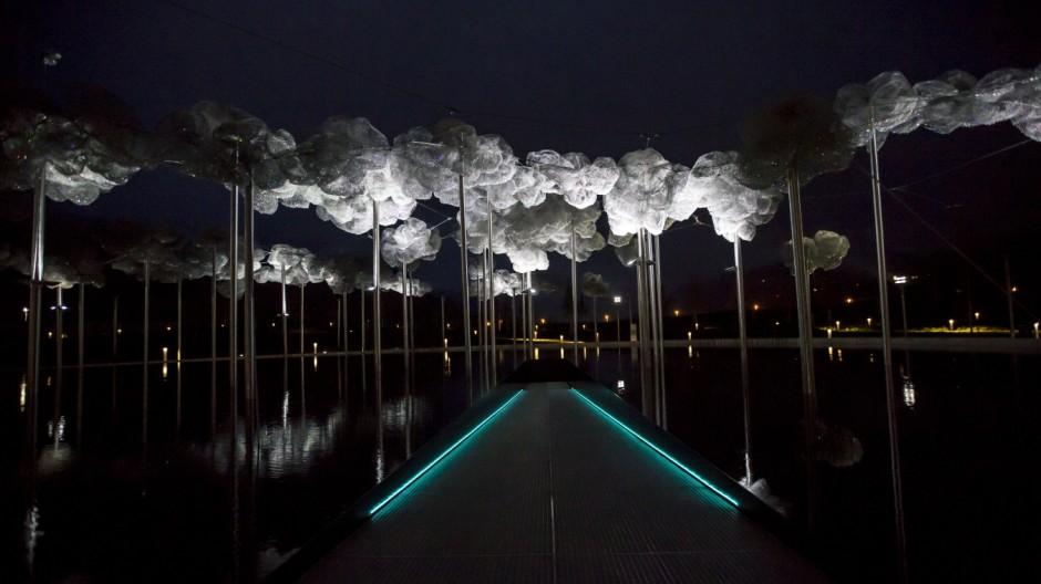 Swarovski Crystal Worlds Grand Re-Opening