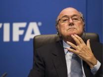 File - Sepp Blatter