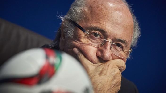 Fifa Skandal Bemerkenswerte Spruche Von Sepp Blatter