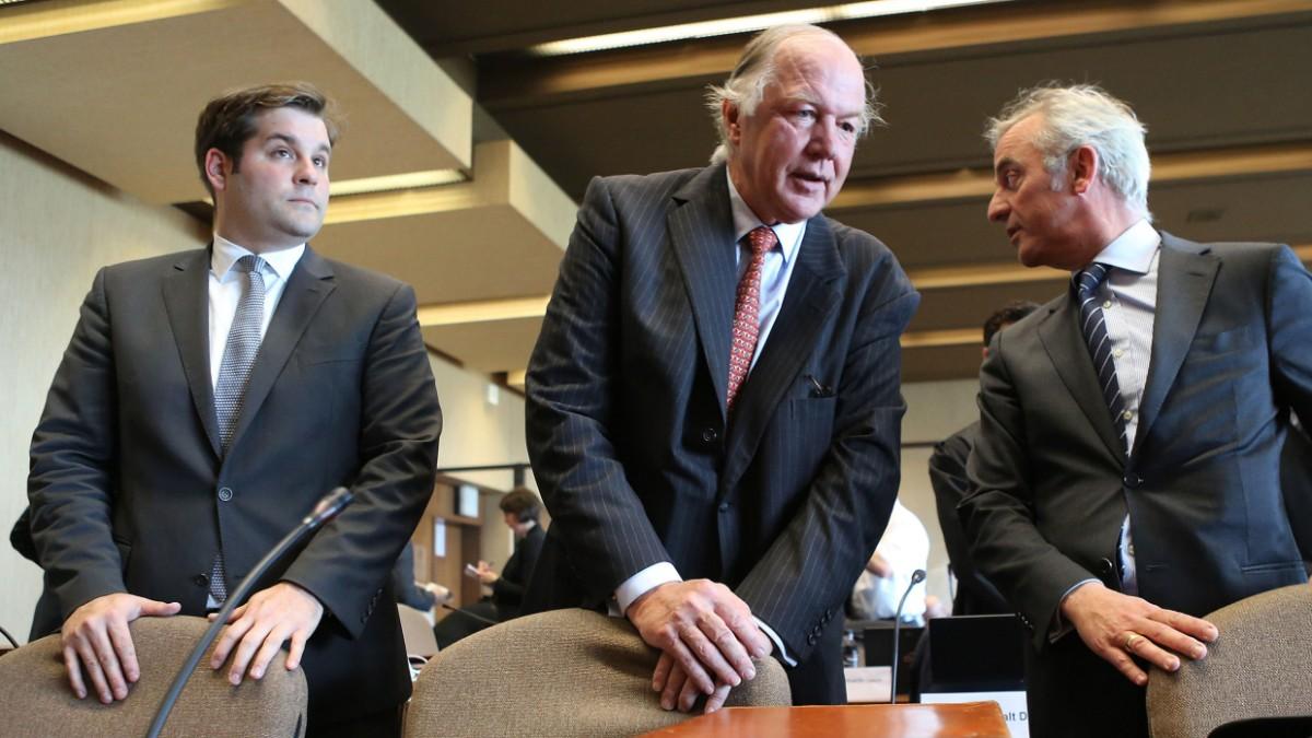 Staatsanwaltschaft fordert Haftstrafen für Ex-Bankchefs