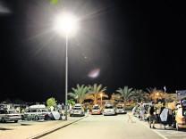 Rallye Allgäu-Orient: Camp in Kalya Beach am Toten Meer in Israel