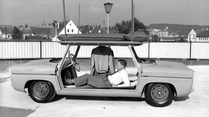 Mercedes K-55