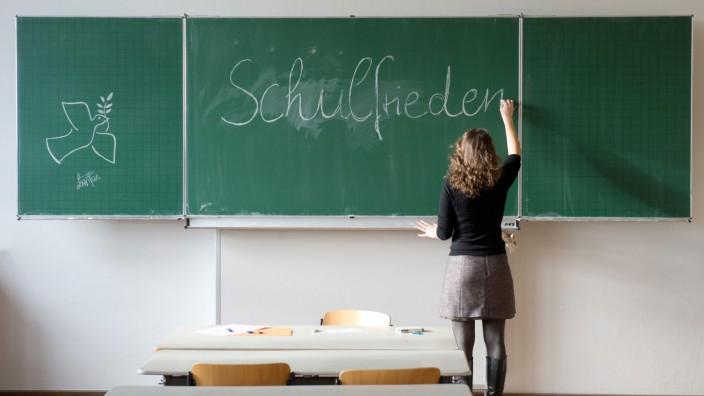 Schulfrieden
