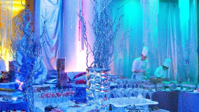 Gastronomenball im Bayrischen Hof, Festsaal
