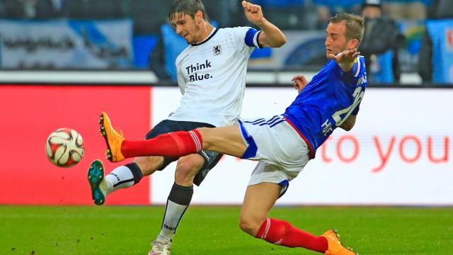Holstein Kiel v 1860 Muenchen - 2. Bundesliga Playoff First Leg
