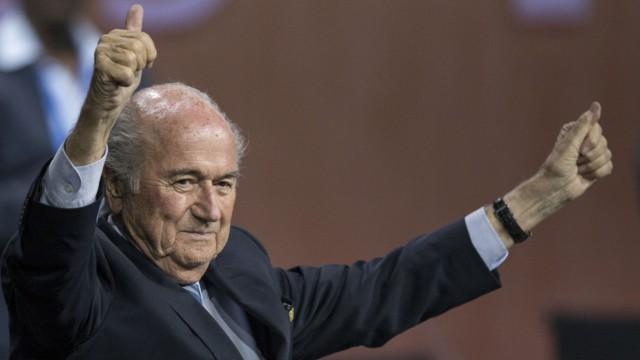 Fifa Korruptionsskandal im Weltfußballverband