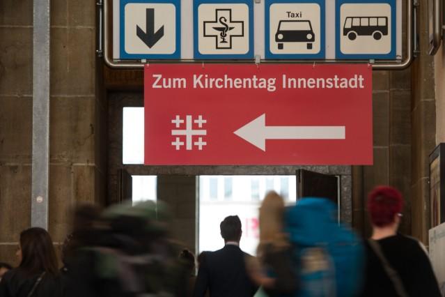Kirchentag in Stuttgart