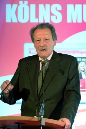 Verleger Alfred Neven DuMont gestorben