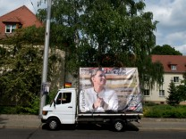 Bürgermeisterwahl - Tatjana Festerling