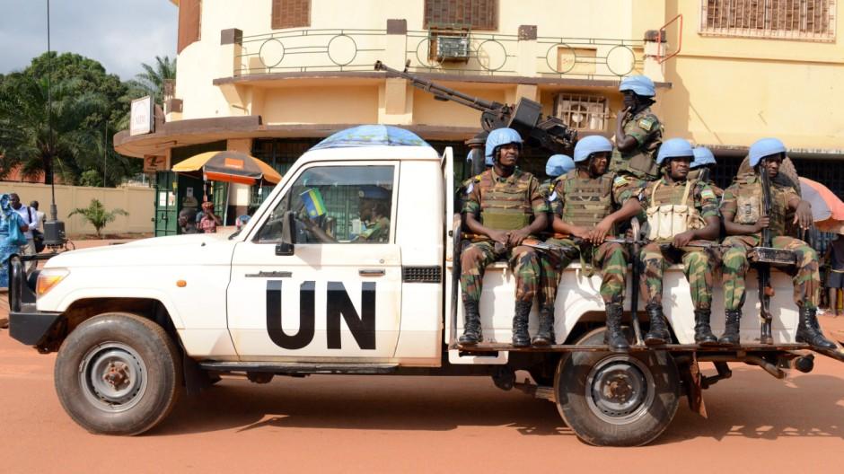 Zentralafrikanische Republik Zentralafrikanische Republik