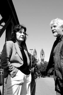 Maria Viethen und Walter Moßmann