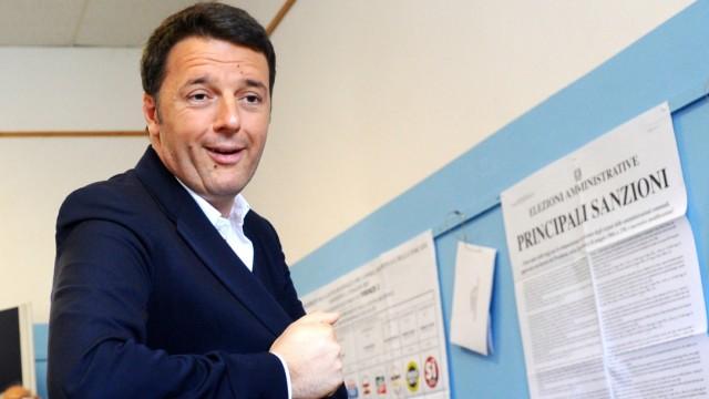 Wahl in Italien Wahl in Italien