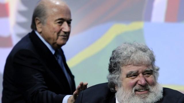 Thema des Tages Korruption im Weltfußball