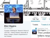 Eliot Higgins