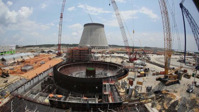 Vogtle power plant