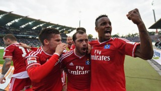 BESTPIX Karlsruher SC v Hamburger SV - Bundesliga Playoff Second Leg