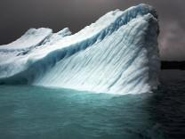 Eisberge von Reisefotografin Camille Seaman, Arktis, Antarktis, Erderwärmung