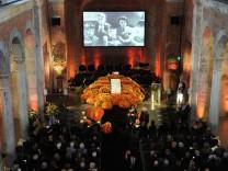 Trauerfeier für Gastrolegende Gerd Käfer