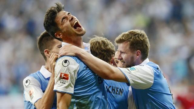 1860 Muenchen v Holstein Kiel - 2. Bundesliga Playoff Second Leg