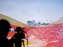 Plan- und Stadionvarianten Olympia Hamburg