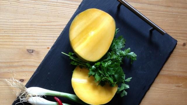 "Foodblog ""Lecker auf Rezept"" - Mango-Salsa"