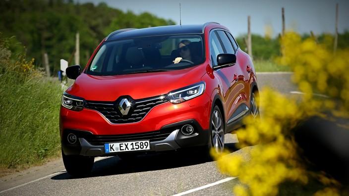 Der neue Renault Kadjar.