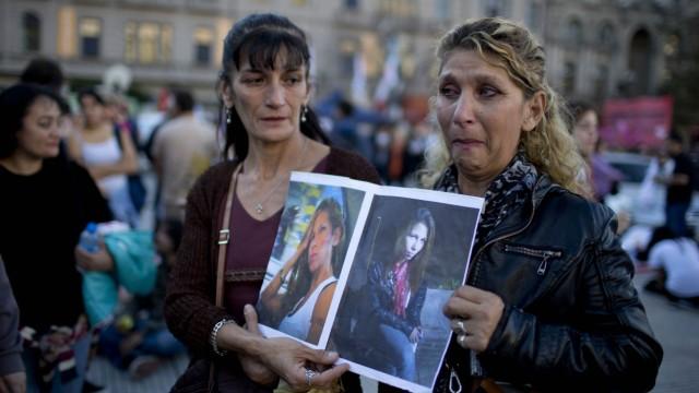 Proteste in Argentinien Argentinien
