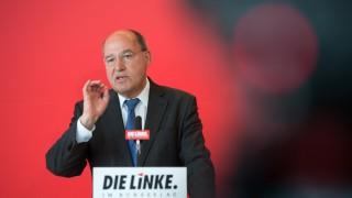 Bundestagsfraktionssitzung Die Linke