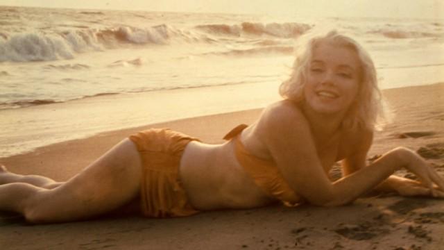 Versteigerung von Monroe-Fotos